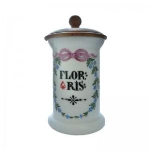 "Apothekenglas ""FLOR RIS"""
