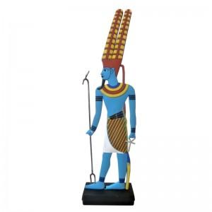 """ägyptische Götterfigur """"Amun"""""""