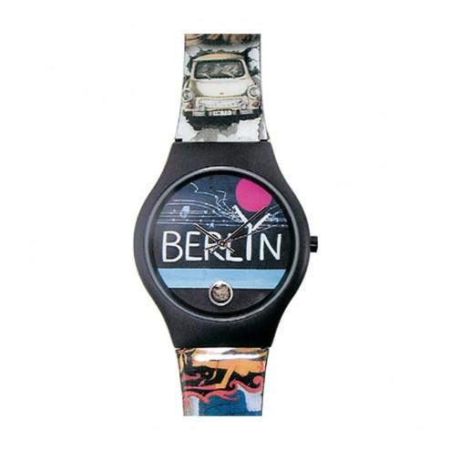 "Armbanduhr East Side Gallery ""Gerhard Lahr"""