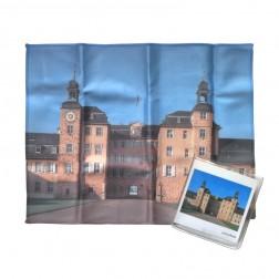 "Brillentuch ""Schloss Schwetzingen"""