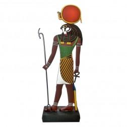 """ägyptische Götterfigur """"Ra"""""""