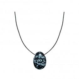 Schmucksteine in Ägypten / Obsidian