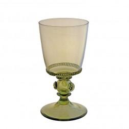 Renaissance-Glas mit Kränzchen