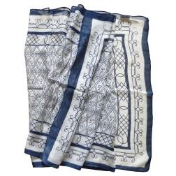 """Modal scarf """"Katharina Bora"""" white"""