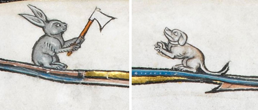 La Somme le Roy, France ca. 1290-1300.